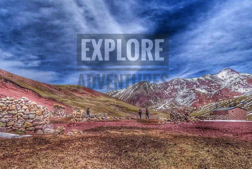 Ausangate Trek Rainbow Mountains 5 Days