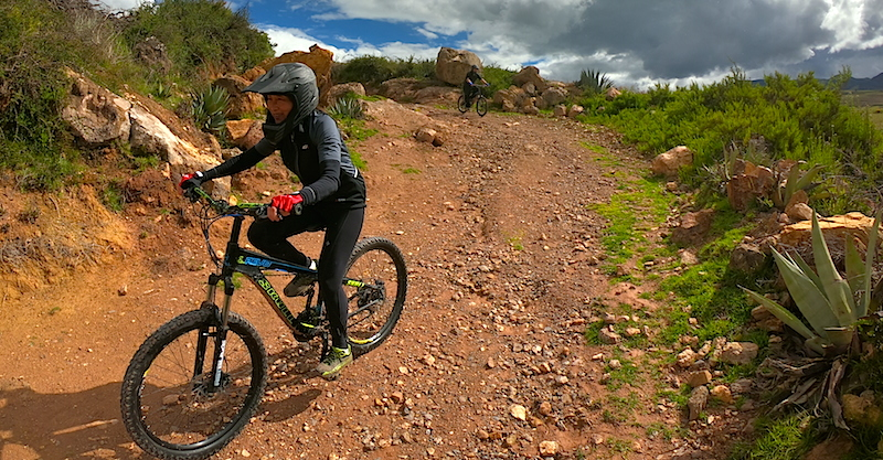 Mountain Biking Moray & Salt mines full day