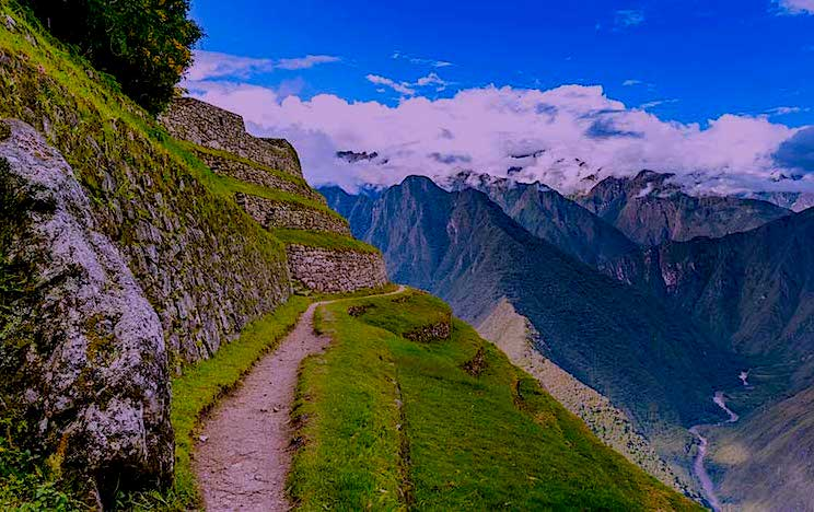 Inca Trail 4 days hike