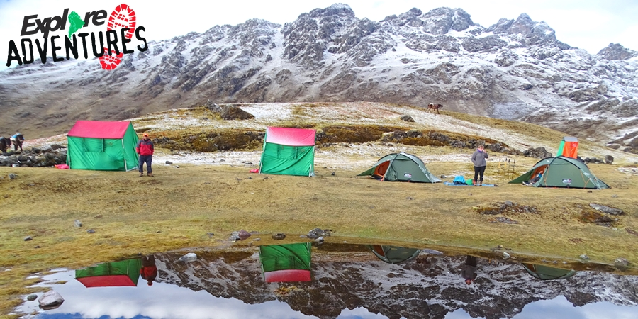 Lares Trek and Short Inca Trail 4 days