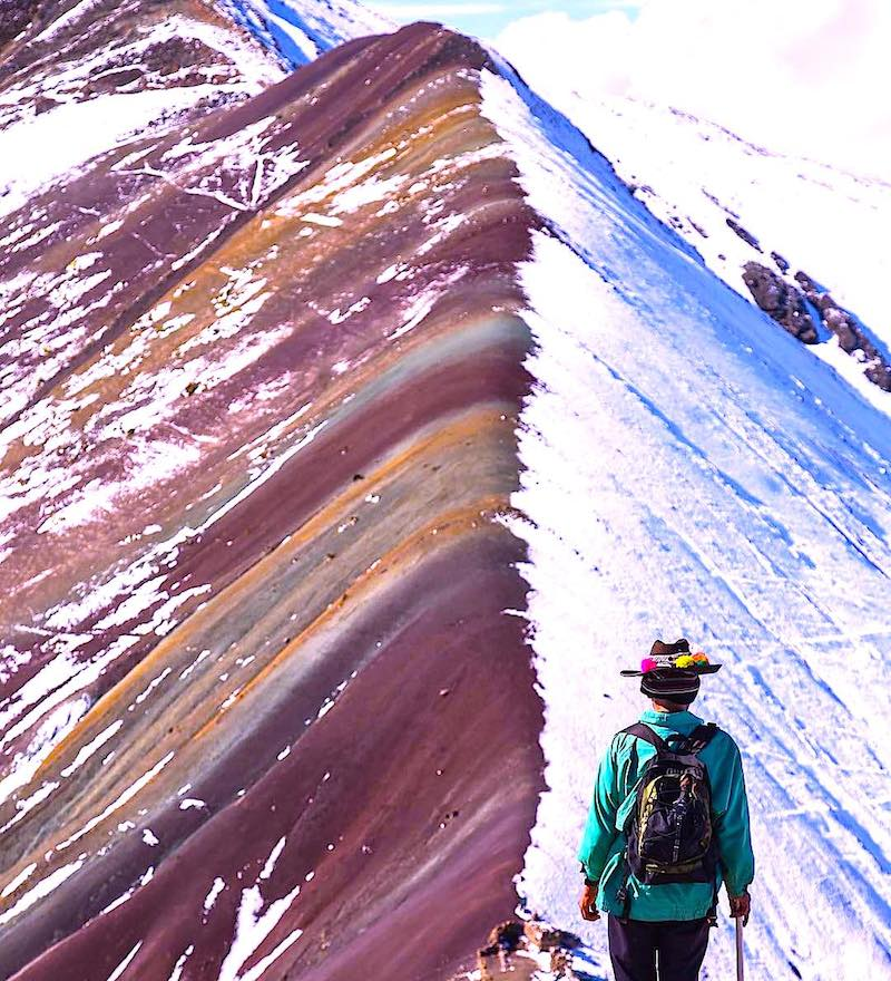 Rainbow Mountain Inca Trail Machu Picchu Packages