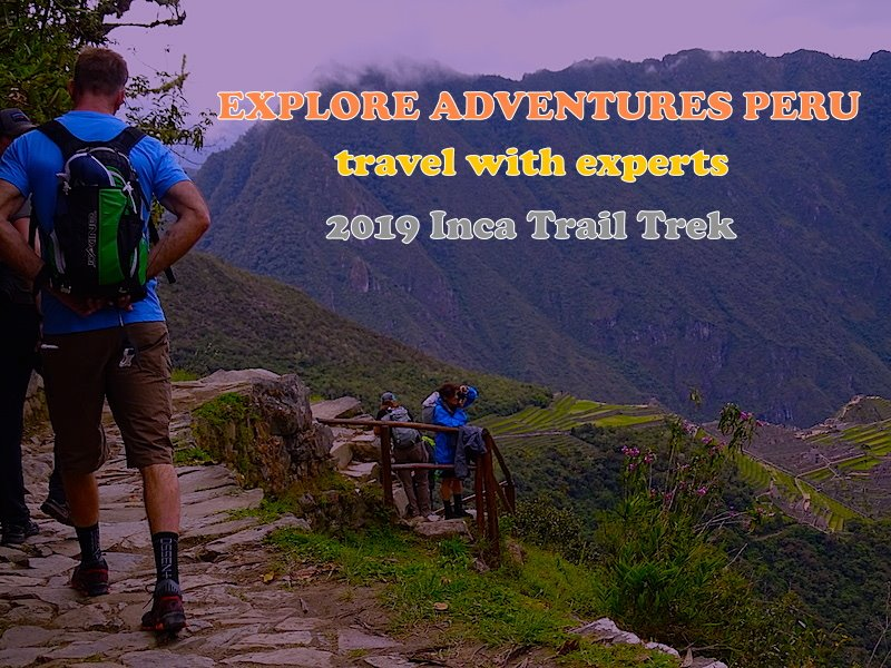 Inca Trail reservations booking