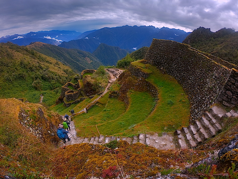 Inca trail reservations 4 days
