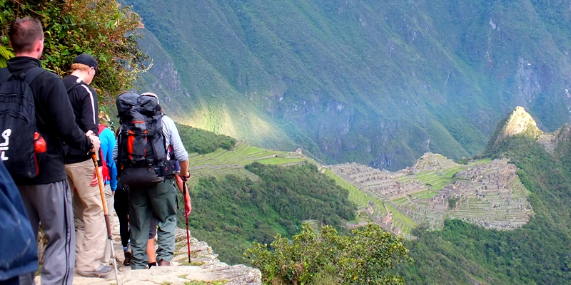 inca trail hike tours