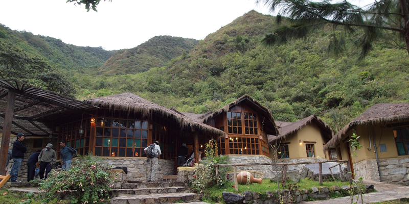 Inca Trail Lodge