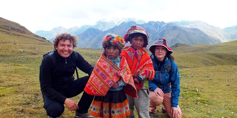Lares valley Trek to Machu Picchu 4D/3N