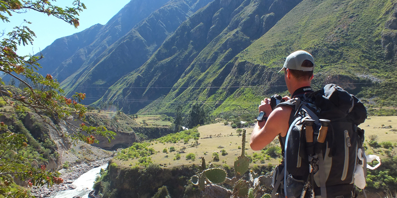 lares valley inca trail trek
