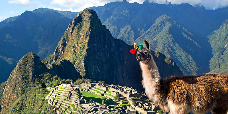 Machu picchu private day tours
