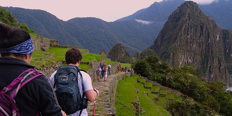 One Day Inca Trail Machu Picchu