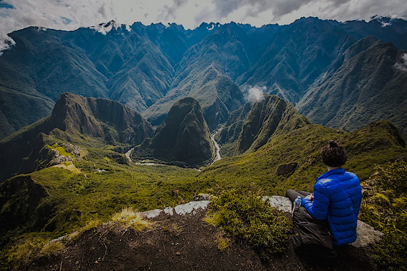 Private Machu Picchu Tours Mountain